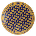 "32"" Moroccan Mosaic Tile Table Top - MTR263"