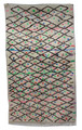 Moroccan Handmade Beni Ourain Rug - R949