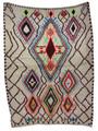 Moroccan Handmade Beni Ourain Rug - R950