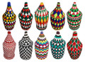 Vivid Color Handwoven Berber Baskets - HD211