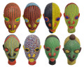 Handmade African Beaded Heads - HD215