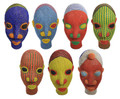 Handmade African Beaded Heads - HD222