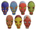 Handmade African Beaded Heads - HD222
