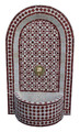 Moroccan Mosaic Tile Water Fountain - MF694