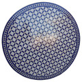 48 Inch Moroccan Mosaic Tile Table Top - MTR449