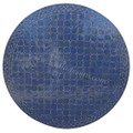 39 Inch Moroccan Mosaic Tile Table Top - MTR469