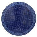 36 Inch Round Moroccan Tile Table Top - MTR282