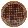 32 Inch Round Mosaic Tile Table Top - MTR288