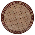 32 Inch Round Mosaic Tile Table Top - MTR292