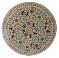 "32"" Moroccan Mosaic Tile Table Top - MTR294"