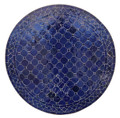 32 Inch Round Mosaic Tile Table Top - MTR299