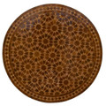 32 Inch Moroccan Mosaic Tile Table Top - MTR305