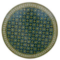 32 Inch Moroccan Mosaic Tile Table Top - MTR309