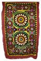 Ethnic Suzani Quilt - SUZQLT004