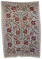Suzani Textile Ethnic Quilt - SUZQLT021
