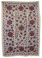 Suzani Textile Ethnic Quilt - SUZQLT025