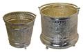 Handmade Silver Bucket - HD250