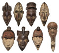 Handmade African Wooden Masks - HD251