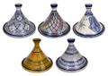 Large Moroccan Ceramic Tajines - TJ012