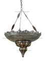 Two Tone Metal Chandelier CH018