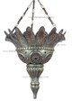 Multiple Color Glass Chandelier CH024