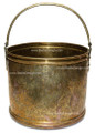 Vintage Brass Handle Bucket HD005
