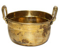 Decorative Gold  Pot HD044