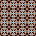 This pattern is created by the combination of many CT011 tile design.