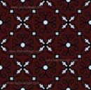 This pattern is created by the combination of many CT012 tile design.