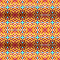 This pattern is created by the combination of many CT021 tile design.