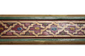 Hand Painted & Carved Wood Panel WP202