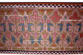 Hand Painted & Carved Wood Panel WP203
