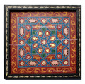 Hand Painted Square Panel  WP206