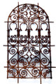Wrought Iron Panel - IP003