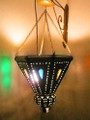 Moroccan Copper Lamp LL085