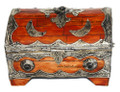 Metal and Bone Jewelry  Box HD057
