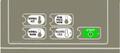 NewButton™ Overlay Repair  HWC-5 QF for Huebsch Washers