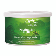 Destination Spa Excursion Japonaise Green Tea 400g Wax Tin
