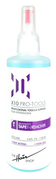 X10 Pro-Tools Skinweft Tape in Remover 100ml