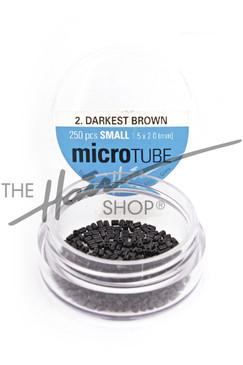 Micro Tube Small (1.5mm x 2.0mm) 250pcs | Sale $16