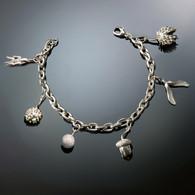 American Charm Seedling Bracelet