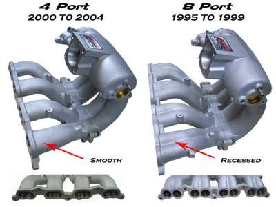 Toyota 2.7 2.4 cylinder head 3r 2r engine