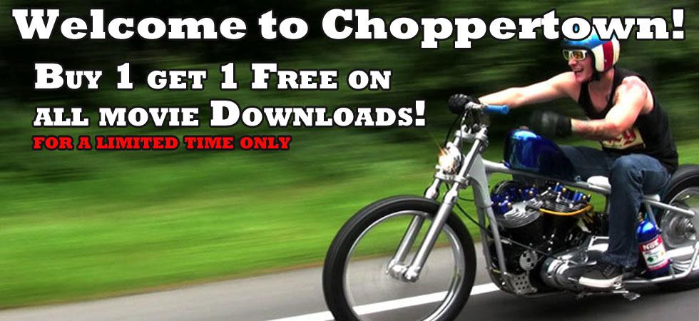 Watch Choppertown