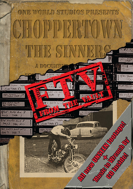 Choppertown From The Vault (DVD)