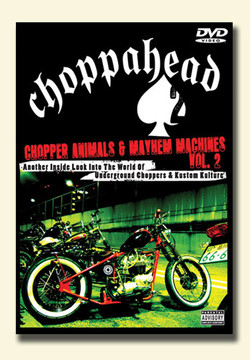 Choppahead Vol. 2 (motorcycle DVD)