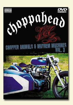 Choppahead Vol 3 DVD