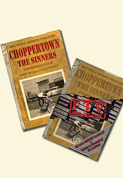 Choppertown: the Sinners & Choppertown: From the Vault (Combo)