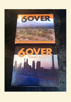 6over & 6over (Slight Return) Combo Pack 2 DVDs!