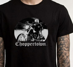 The Original Choppertown Support Shirt