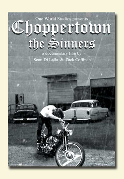 Choppertown: the Sinners - Movie Poster - Syle 1
